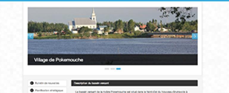 Nouveau look au site web CGERP.ca!